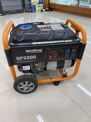 Generac GP3300 3300 Watt Portable Generator for Sale in Oakland Park, FL