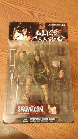 Alice Cooper action figure for Sale in Murfreesboro, TN