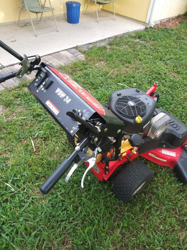 Gravely 34 WAW commercial mower in mint condition!