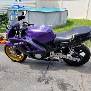 1998 Honda Cbr600f3 for Sale in Buffalo, NY