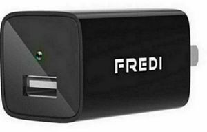 FREDI Hidden Camera 1080p HD Mini WiFi Camera spy Camera Wireless Camera for iPhone/Android for Sale in Riverside, CA