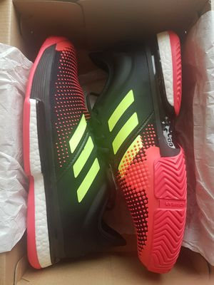 New Men's Adidas SoleCourt Boost Size 9.5 for Sale in Vancouver, WA