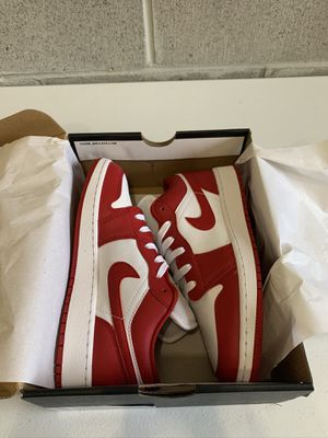 Jordan 1 Gym Red Lows for Sale in Richmond, VA