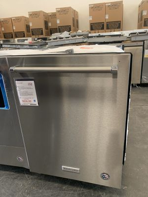 KitchenAid Stainless Steel Dishwasher for Sale in Tampa, FL