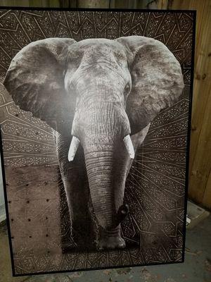Cuadro elefante nuevo muy bello for Sale in Hialeah, FL
