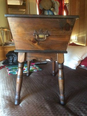 Antique end table I have two located in Hudson for Sale in Weymouth, MA