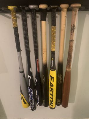 Used/New Baseball Bats for Sale in Los Angeles, CA