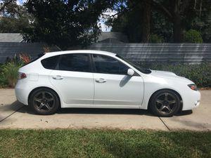 2008 Subaru wrx for Sale in Tampa, FL