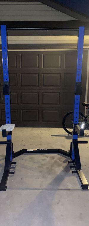 Heavy Duty Power Rack New just assembled for Sale in Phoenix, AZ