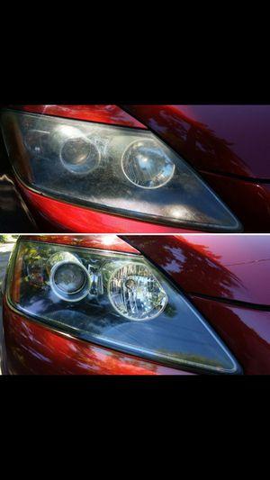 Headlight cleaner for Sale in San Bernardino, CA
