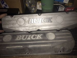 Buick 350 aluminum valve covers for Sale in Fullerton, CA