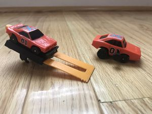 Dukes of Hazard General Lees #01 Finger Racer and Wind Up Toy for Sale in Inwood, WV