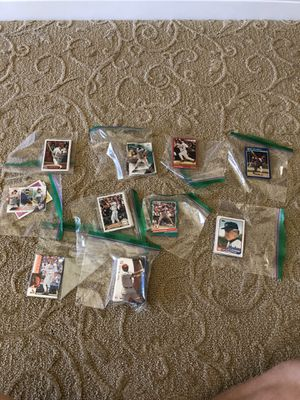 Baseball Cards for Sale in St. Louis, MO