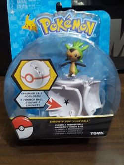 Pokemon Ball Brand New With Figure for Sale in Staten Island,  NY