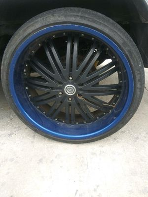26 inch rims for Sale in Clearwater, FL