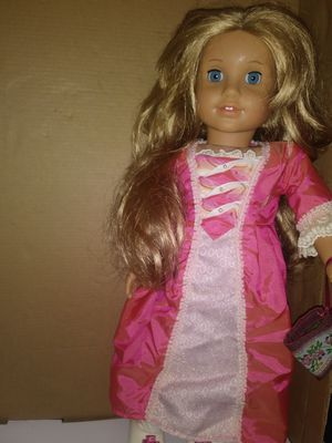 Elizabeth American girl doll for Sale in Chesterfield, VA