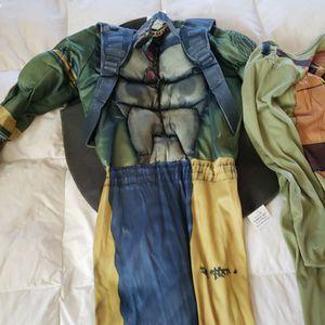 2- TMNT Costumes SZ M for Sale in Glendale, AZ
