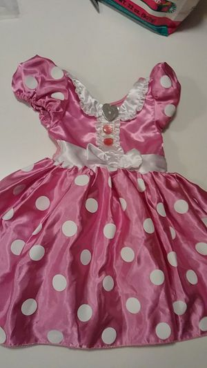 Minnie mouse dress size 2 toddler for Sale in Phoenix, AZ