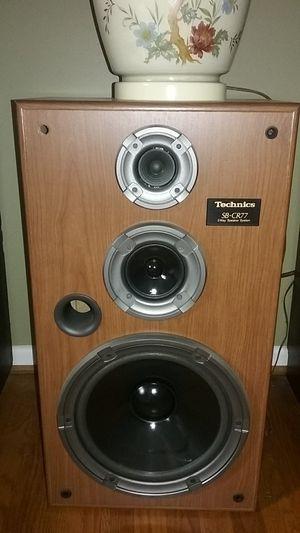 Technics stereo floor speakers for Sale in Fairfax, VA