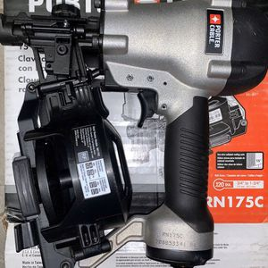 Porter-Cable 15-degree coil roofing nailer model rn175c for Sale in Azusa, CA