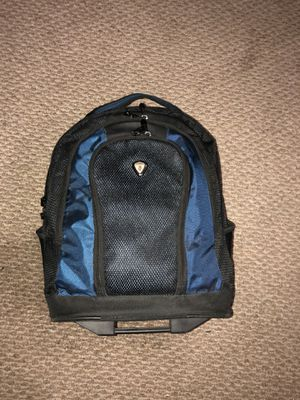 Rolling backpack travel bag for Sale in Las Vegas, NV