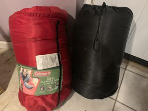 King size sleeping bags for Sale in Roselle Park, NJ