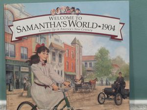 American Girl Book Welcome To Samantha's World for Sale in Pico Rivera, CA
