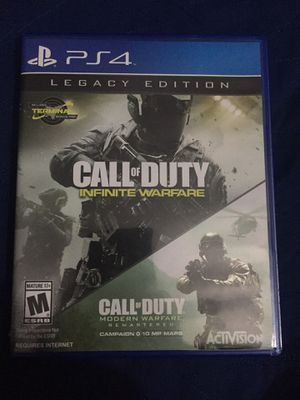 Call of duty infinite warfare PS4 for Sale in Manassas, VA