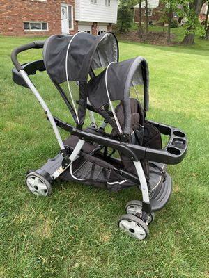Sit n Stand Stroller for Sale in McKnight, PA
