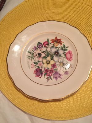 Royal Worcester Palissy Plate for Sale in Platte City, MO