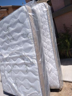 Bamboo beds for sale free deliver for Sale in Phoenix, AZ