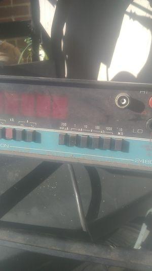 Data precision model 2480,untested, for Sale in Saint CLR SHORES, MI