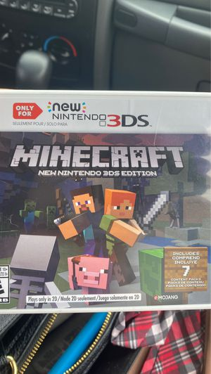 New Nintendo 3ds game for Sale in Vista, CA