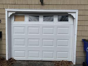 Clopay Insulated Garage door panels 9x7 for Sale in West Hartford, CT