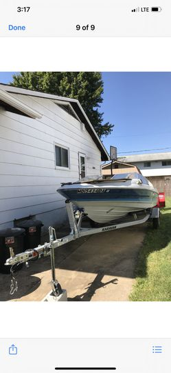 Bayliner with new trailer for Sale in Pikesville,  MD
