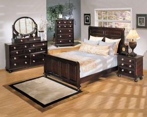 New 4 Pc Queen bedroom set for Sale in Salt Lake City, UT