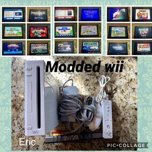 Nintendo Wii loaded with 7000+ games for Sale in Glendora, CA
