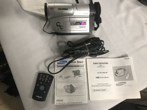 Samsung Scl 906 8mm camcorder Hi-8 for Sale in Castro Valley, CA