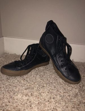Converse size 10 genuine leather for Sale in Houston, TX