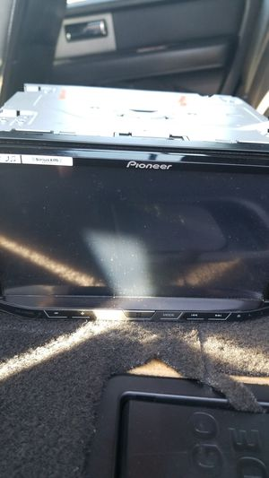Pioneer DVD mixtrax double din AVH-4800BS for Sale in Bexley, OH