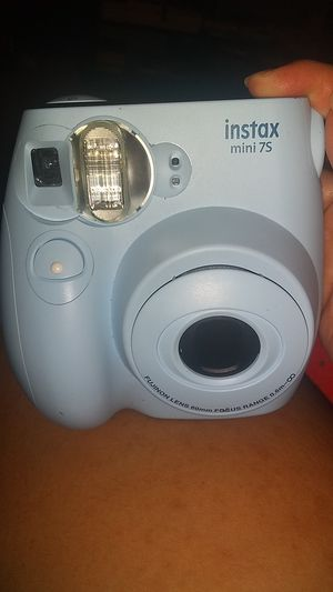 Instax mini 7s camera for Sale in Murfreesboro, TN