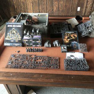 Warhammer 40k Astra Militarum Lot, Lemon Russ + Extras for Sale in Orange, CA