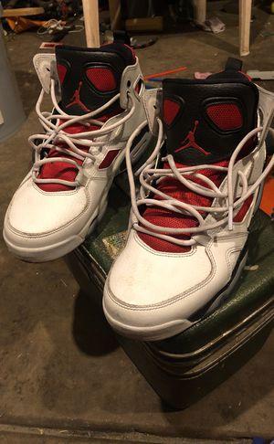 Jordan carmine 6s 9/10 on shoe condition. Size 8.5 in men's. 80$ Nike free runs. 8/10 on shoe condition size 10.5 40$ Nike Cortez 8.5/10 on shoe for Sale in Phoenix, AZ