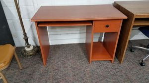 Small desk with pull out shelf and drawer for Sale in Indianapolis, IN