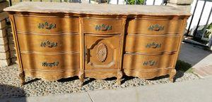 Antique dresser to refinish $60 for Sale in Cerritos, CA