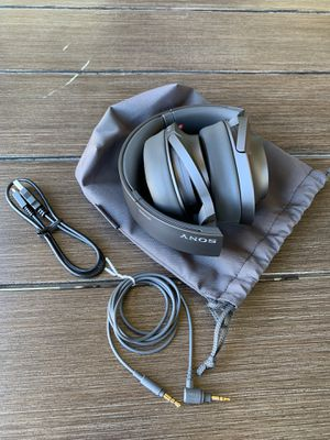 SONY h.ear on 2 (WH-H900N) Wireless Noise Cancelling Headphones 🎧 (Touch response) for Sale in Flower Mound, TX