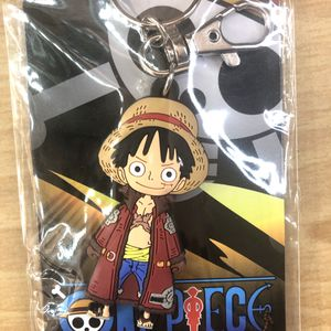 One Piece Luffy Keychain for Sale in Temple City, CA