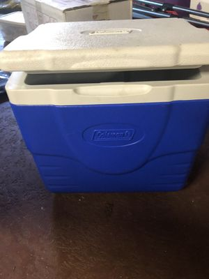 Blue cooler for Sale in West Columbia, SC