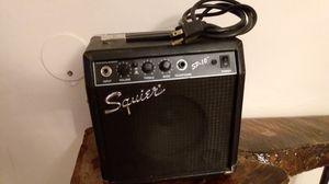 Squier amplifier for Sale in Phoenix, AZ