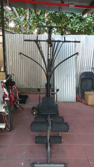 Bowflex XTL workout machine for Sale in Los Angeles, CA